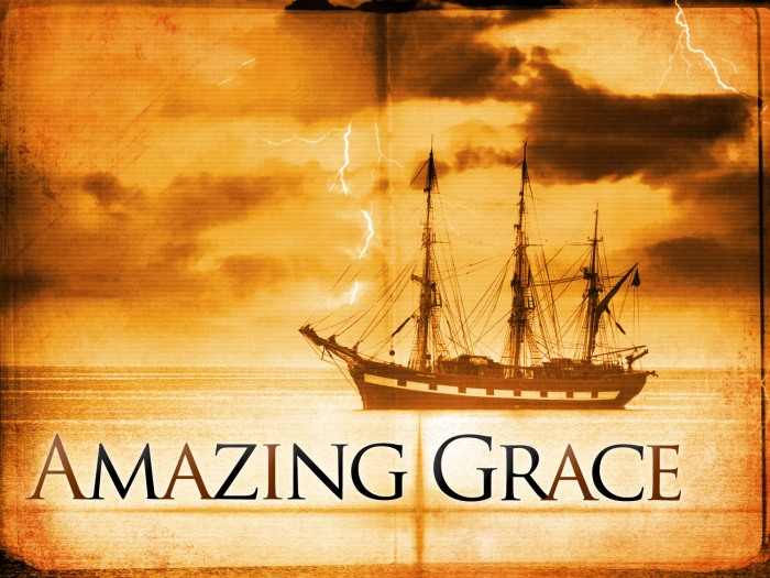 Amazing Grace – Just the Black Notes