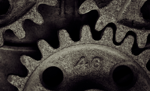 Cogs, Machines, People and Pastors