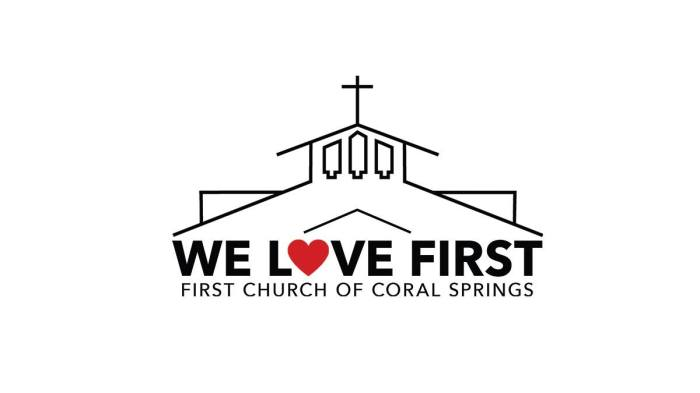 "We Love First – Part 1 of a 5-week Sermon Series called ""We Love First"" – preached at First Church Coral Springs on April 30, 2017."