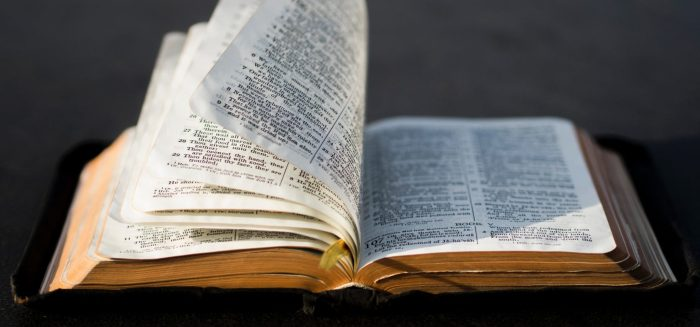 Ignoring the Bible