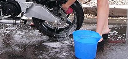 Bikini Bike Washes
