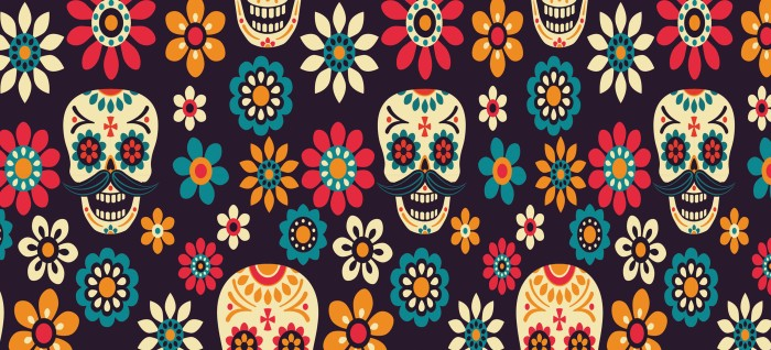 "Feliz Dia de Los Muertes (or, for the gringos, ""Happy Day of the Dead!"""